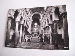 Caserta - Sessa Aurunca Duomo Di S. Pietro  Interno - Caserta