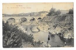 SAINT JUERY  (cpa 81)  Le Pont D'ARTHEZ   -  L 1 - France