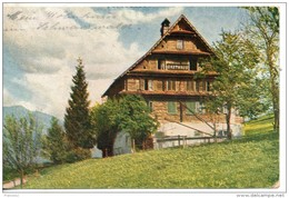 Allemagne. Schomberg. Gasthaus - Allemagne