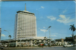 THAILAND - DUSIT THANI HOTEL - BANGKOK - VINTAGE POSTCARD - STAMPS  (BG910) - Thaïlande