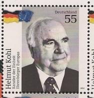 2012 Deutschland Allem. Fed. Mi. 2960 **MNH  Helmut Kohl - BRD