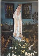 De Panne: Crypte Van O.L. Vrouwkerk, Beeld Van O.L. Vrouw Van Fatima - De Panne