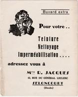 Buvard JACQUES / 25 Seloncourt - Blotters