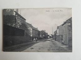 "CP ""Ouffet - La Grande Rue (11912 - Photo Desaix)"" - 1908 (Belgique) - Ouffet"