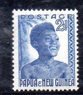 T1560 - PAPUA NUOVA GUINEA 1952 , Yvert N. 3 ***  MNH - Papua Nuova Guinea