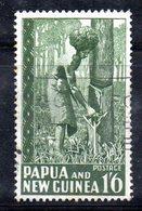 T1548 - PAPUA NUOVA GUINEA 1952 , Yvert N. 11 Usato . - Papua Nuova Guinea