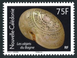 NOUV.-CALEDONIE 2016 - Yv. 1274 ** SUP - Coquillage. Les Objets Du Bagne  ..Réf.NCE24215 - Nueva Caledonia
