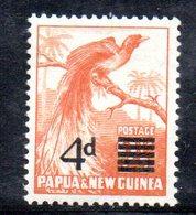 T1494 - PAPUA NUOVA GUINEA 1957 , Yvert N. 16 ***  MNH - Papua Nuova Guinea