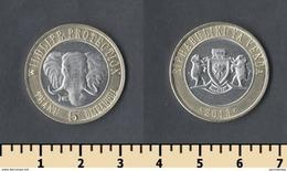 Venda 5 Rand 2013 - Monnaies