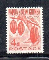 T1472 - PAPUA NUOVA GUINEA 1958 , Yvert N. 21 ***  MNH - Papua Nuova Guinea