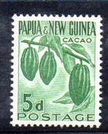 T1422 - PAPUA NUOVA GUINEA 1958 , Yvert N. 22 ***  MNH - Papua Nuova Guinea