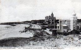 St NAZAIRE  Plage De Ste Marguerite - Saint Nazaire