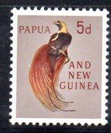 T1531 - PAPUA NUOVA GUINEA 1958 , Yvert N. 23 ***  MNH - Papua Nuova Guinea