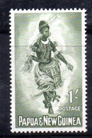 T1381 - PAPUA NUOVA GUINEA 1958 , Yvert N. 29 ***  MNH - Papua Nuova Guinea
