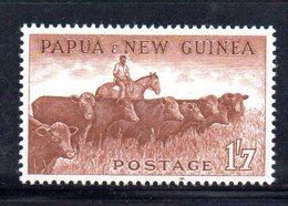 T1405 - PAPUA NUOVA GUINEA 1958 , Yvert N. 30 ***  MNH - Papua Nuova Guinea