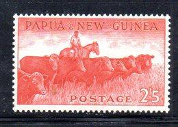 T1352 - PAPUA NUOVA GUINEA 1958 , Yvert N. 33 ***  MNH - Papua Nuova Guinea