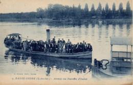 44 BASSE-INDRE Arrivée Des Ouvriers D'Indret - Basse-Indre