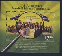 MARSHALL  1994 BLOC CONSTITUTION   YVERT  N°B16  NEUF MNH** - Marshall