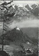 Castle - Burg Hohenwerfen A. D. Tennengebirge. Austia.. B-3274 - Castles