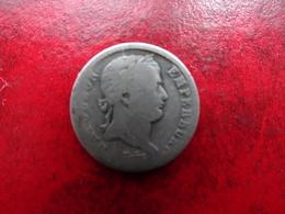Demi Franc 1808 M (toulouse) - Recherché - Belle Cote - G. 50 Céntimos