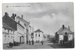 Willebroeck Rue Du Village Kaart 19 Sbp - Willebroek