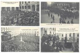 4 Cpa Nantes - Journée Diocésaine 1925 , Discours, Général De Castelnau ...  ( S.3054) - Nantes