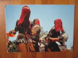 Republique Du Tchad. Danseuses Du Waddai. Iris 5432 - Tchad