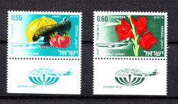 Israele   -   1968. Frutta E Fiori. Fruit And Flowers. MNH - Frutta