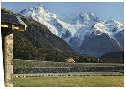 (789) New Zealand - Mt Cook - New Zealand