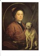 Oeuvre De William Hogarth, Le Peintre Et Son Chien - Peintures & Tableaux