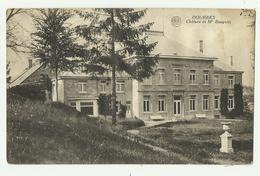 Dourbes   *   Chateau De Mr. Baugnies - Viroinval
