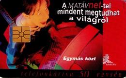 TARJETA TELEFONICA DE HUNGRIA. WORLD WIDE WEB. HU-P-1997-12A. (095) - Hungría