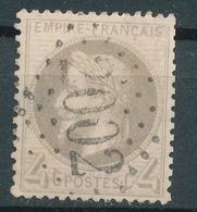 N°27  NUANCE ET OBLITÉRATION - 1863-1870 Napoléon III Lauré