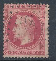N°32  NUANCE ET OBLITÉRATION ANCRE. - 1863-1870 Napoléon III Lauré