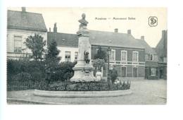Messines - Monument Deleu - Messines - Mesen