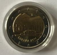2 Euro. Pièce Commémorative 2011 Granada Espagne. Monnaie Sous Capsule. - Spanje