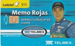 Mexico - Memo Rojas Renault Eurocup V6 - Mexico