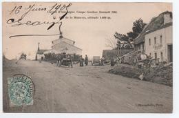 AUTOMOBILE - CIRCUIT D'AUVERGNE - COUPE GORDON BENNETT 1905 - Voitures De Tourisme
