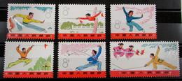 China 1966/71 ** - Neufs