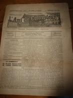 1914 L'AMI DU CULTIVATEUR-->La Viande Frigorifiée;La Production Et Commerce Du Cassis;Comment Faire Un Bœuf Gras;etc - Livres, BD, Revues