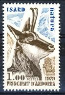 +D3086. Andorra 1979. Nature Protection. Michel 295. MNH(**) - Ungebraucht