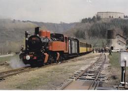 Ardèche - Chemin De Fer Du Vivarais - Ligne Tournon-Lamastre - Gare De Boucieu-le-Roi - Locomotive Mallet 413 - Sonstige Gemeinden