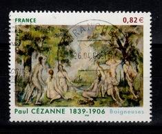 YV 3894 Oblitere Cezanne - France