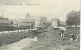 JODOIGNE : Vue Sur L'Eglise Saint-Lambert - Geldenaken