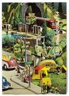 CATALOGUE BUSCH 1963/64 MODELLE MODELISME FERROVIAIRE GARES MAISONS PONTS ETC ... - Books And Magazines