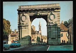 Cpm 2118450 Beaune Porte Saint-nicolas Renault Dauphine - Beaune