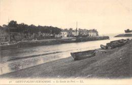 80-SAINT VALERY SUR SOMME-N°401-F/0061 - Saint Valery Sur Somme