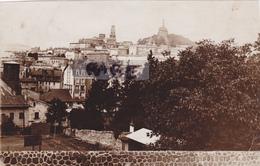 PHOTO ANCIENNE,1900,43,HAUTE LOIRE,LE PUY EN VELAY,CULTURE DE LA DENTELLE,LENTILLES,ET VERVEINE,RARE - Lieux