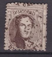 N° 14 A :  Dentelure Décalée - 1863-1864 Médaillons (13/16)