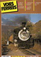 Revue Voies Ferrées N° 049 Paris SO électrique, Tram En France, X 2200 Etc.... - Railway & Tramway